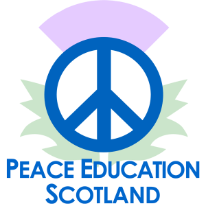 Peace Education Scotland logo
